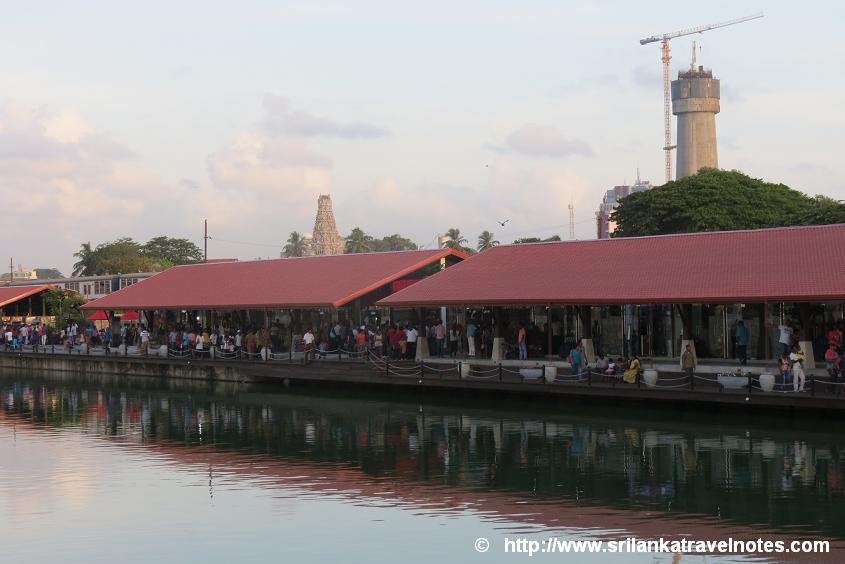 Lotus Tower Nelum Kuluna Colombo