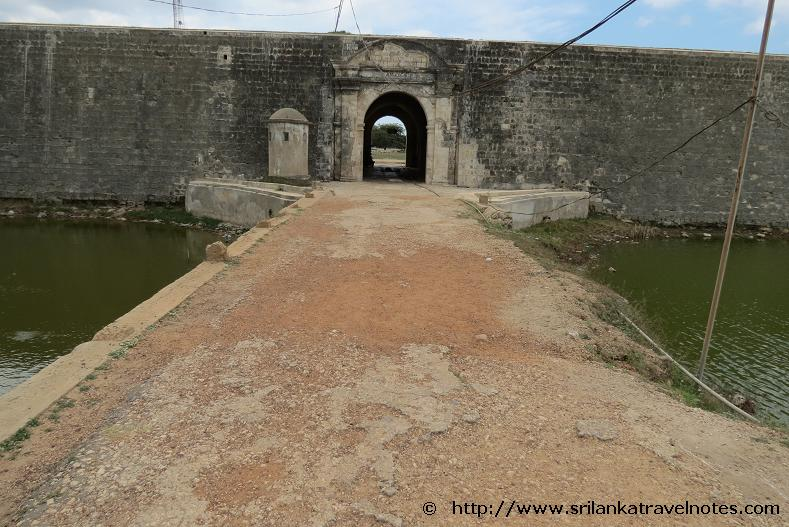 Image result for jaffna fort